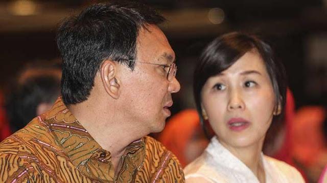 Gugat Cerai Veronica, FPI: Ahok Panik dengan Dibentuknya KPK DKI Oleh Anies