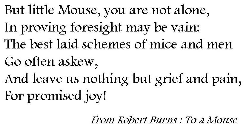 Of Mice And Men Poem 32