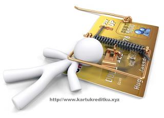 Jangan bermain-main dengan BUNGA kartu kredit