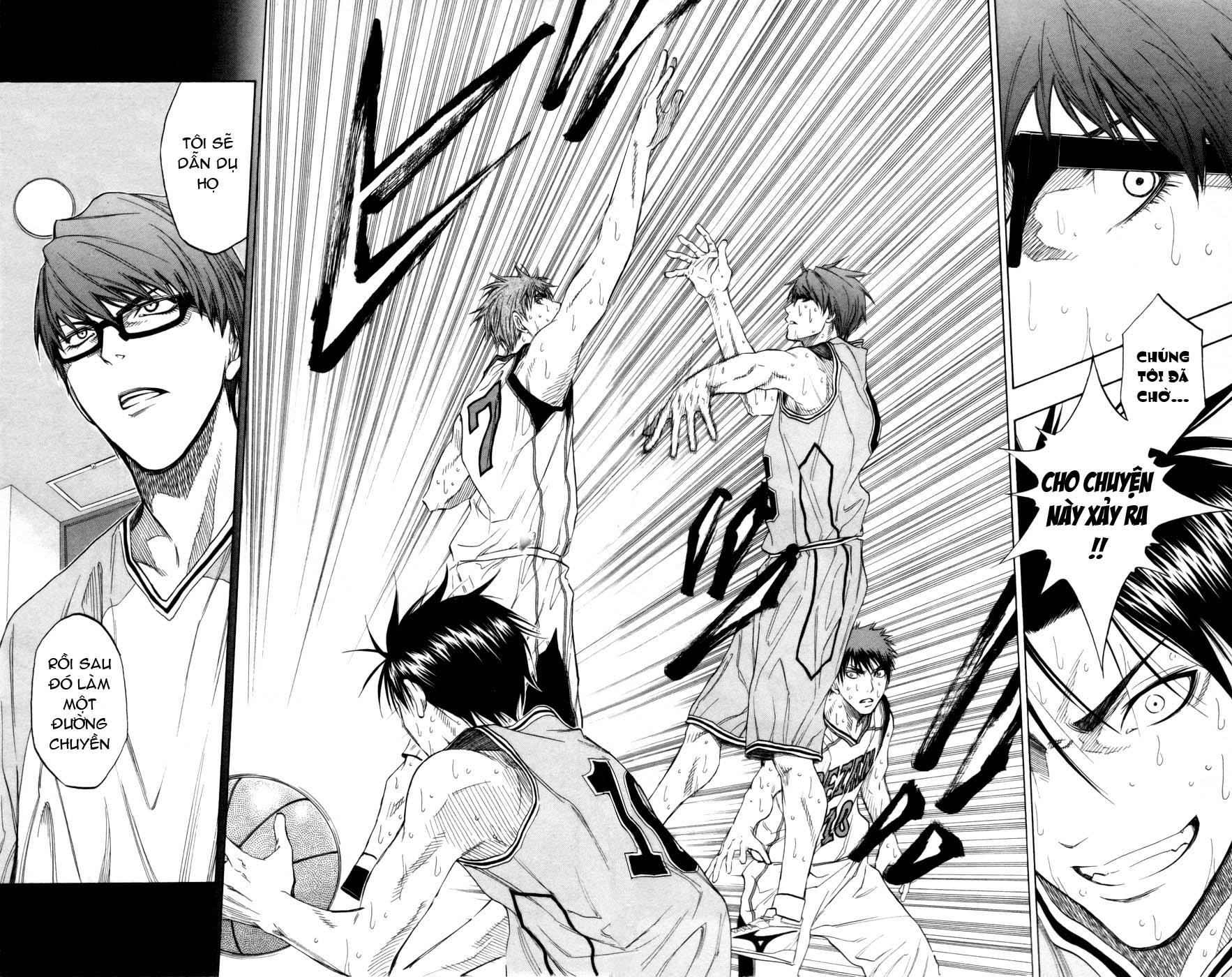 Kuroko No Basket chap 087 trang 17