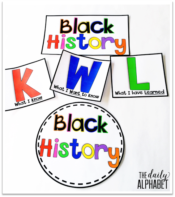 Black History for the Primary Classroom is a great way to introduce primary students to the contributions of African-Americans in our world, and important times such as The Underground Railroad and The Civil Rights Movement. It is a great way to share with students that they are perfect and unique, no matter the color of their skin, or the texture of their hair. It's also a great way to teach about how important it is to stand up for what is right.