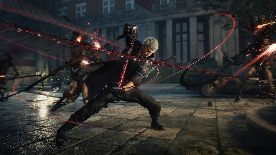 Nero Devil May Cry 5 4k Wallpaper 54