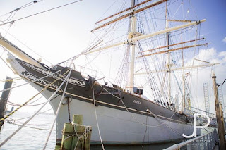 Tall Ship Elissa Weddings