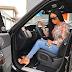 'Unapologetic' Toke Makinwa buys her dream car, a Range Rover (photo)