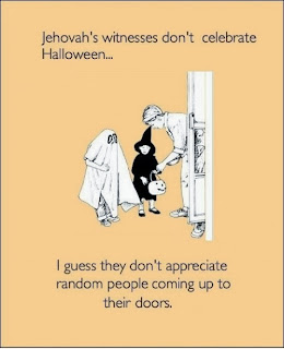 jehovahs witnesses random people coming up to your doors funny cartoon