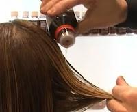 trattamento alla cheratina per capelli lunghi