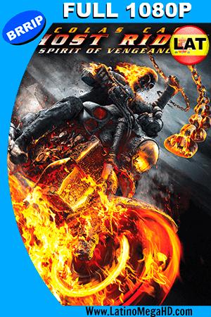 Ghost Rider: Espíritu de Venganza (2011) Latino FULL HD 1080P ()