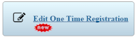 edit one-time registration