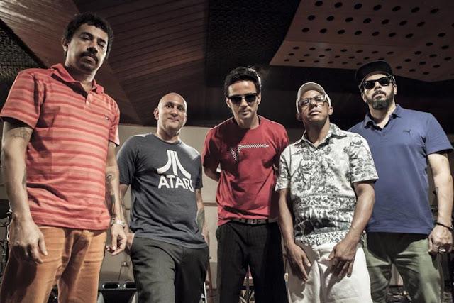 Banda Nação Zumbi faz show gratuito no Parque Villa-Lobos nesse sábado, 3 de dezembro.
