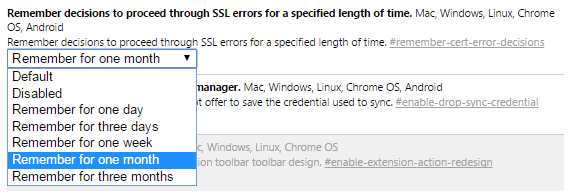Fix SSL error