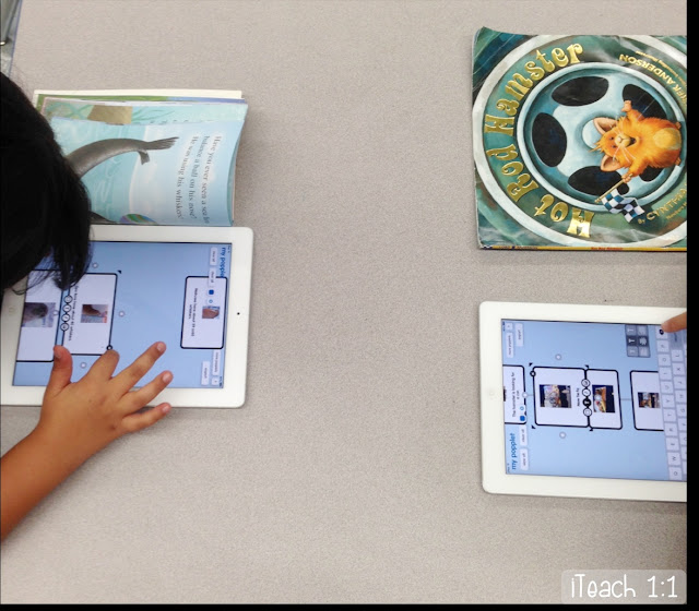 Ideas & activities for using the free app Popplet in the classroom.