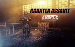 Counter Assault Forces Apk + Unlimited Weapon for Androids