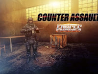 Download Counter Assault Forces Apk  Mod Terbaru 2016 Gratis