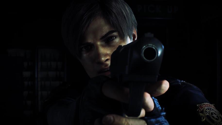 Resident Evil 2 Leon S Kennedy 4k 3840x2160 Wallpaper 12