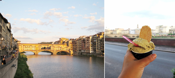 Life After Breakfast: Travel Diary: Florence Fonts & Finds