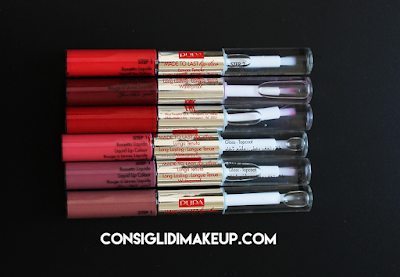 Review: Made To Last Lip Duo - Pupa Milano