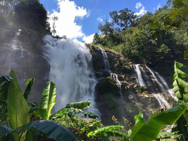El Parque Nacional de Doi Inthanon a 2 horas de Chiang Mai