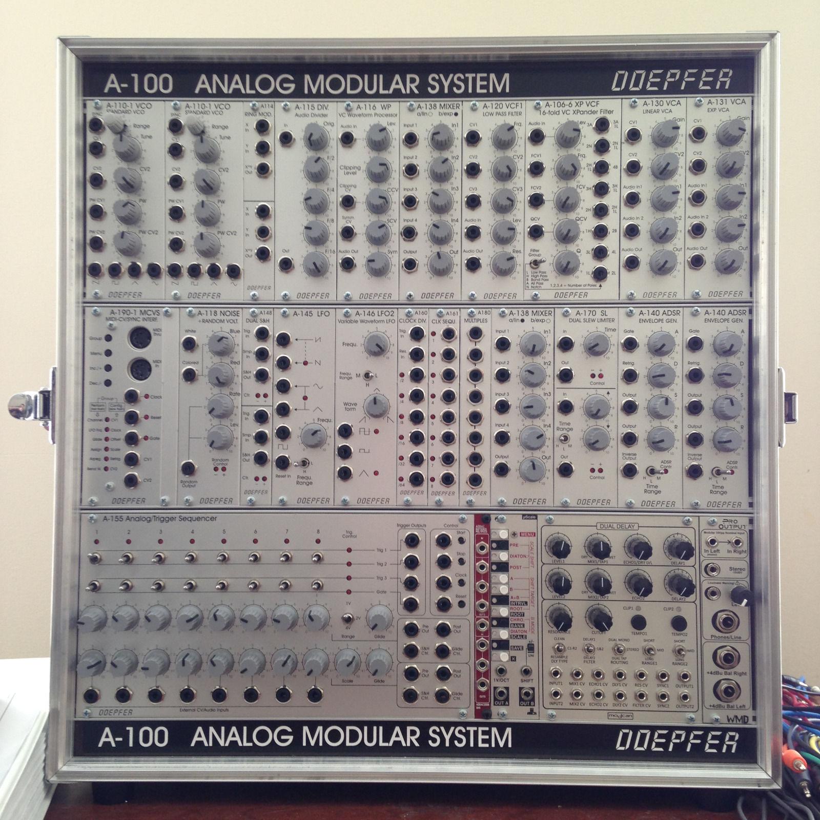 Matrixsynth Tuesday October 14 2014 Diabolical Circuit Bent Casio Sk1 Custom Modular Doepfer A 100 Eurorack Analog Synthesizer With Extras