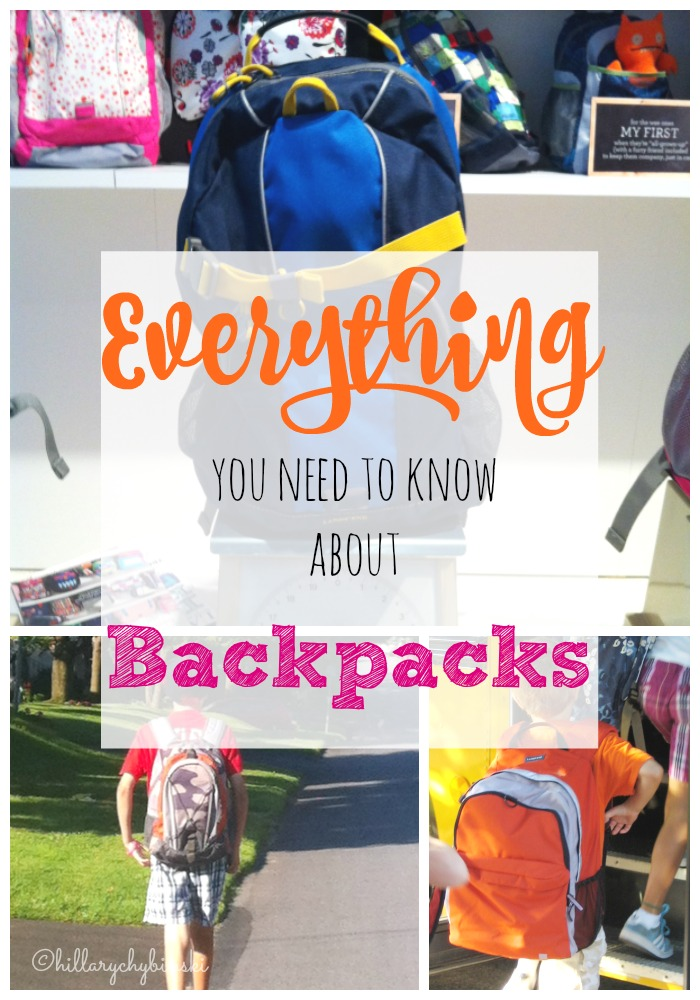 What to know before you go backpack shopping: ideas and inspiration for finding the perfect backpack