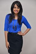 Nandita swtha sizzling in blue top-thumbnail-9