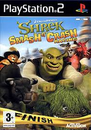 Free Download Shrek Smash and Crash PCSX2 ISO PC Games Untuk Komputer Dan HP Android Full Version ZGASPC