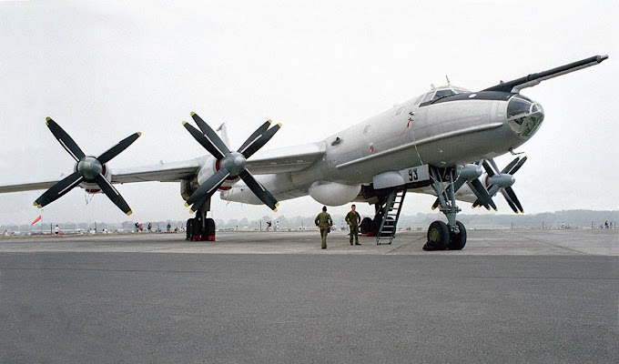 MPA: Avión Tupolev Tu-142 (URSS)