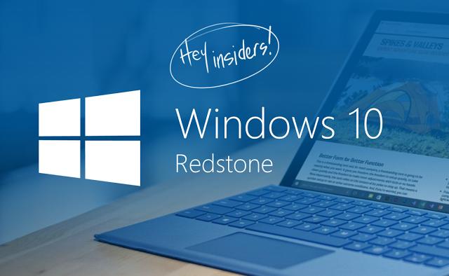 Windows 10 Redstone 2 prende forma | Le novità HTNovo