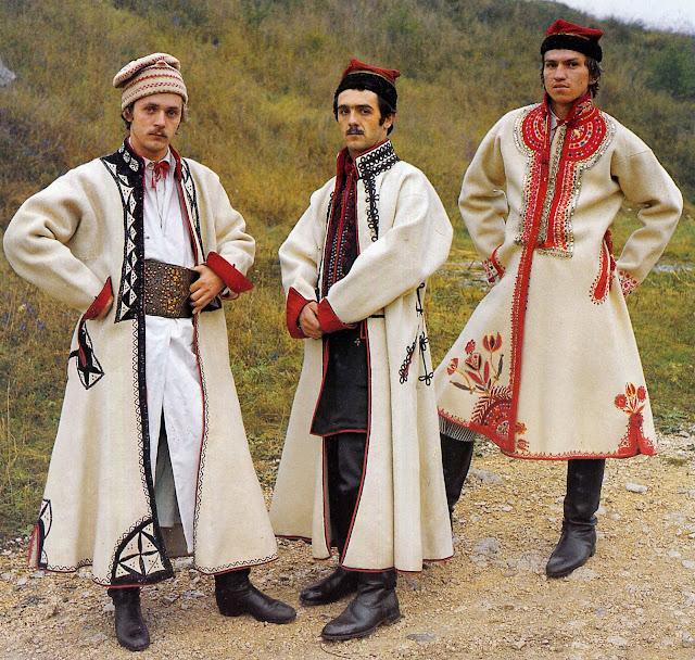 Folkcostume Amp Embroidery Mens Krakow Costume