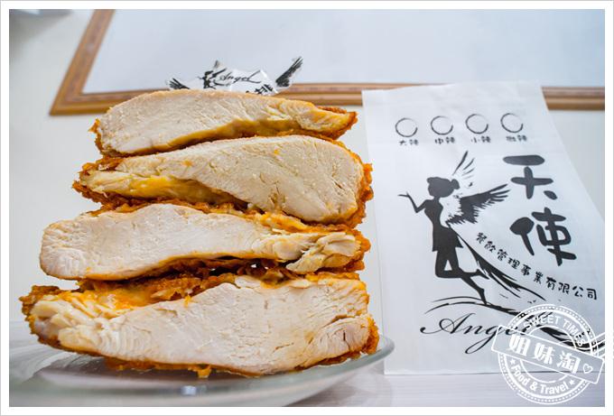 台北天使雞排-樂華店-熱華夜市裡皮脆肉嫩超大超厚切的超值雞排!