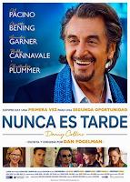 Nunca es tarde (2015) online y gratis