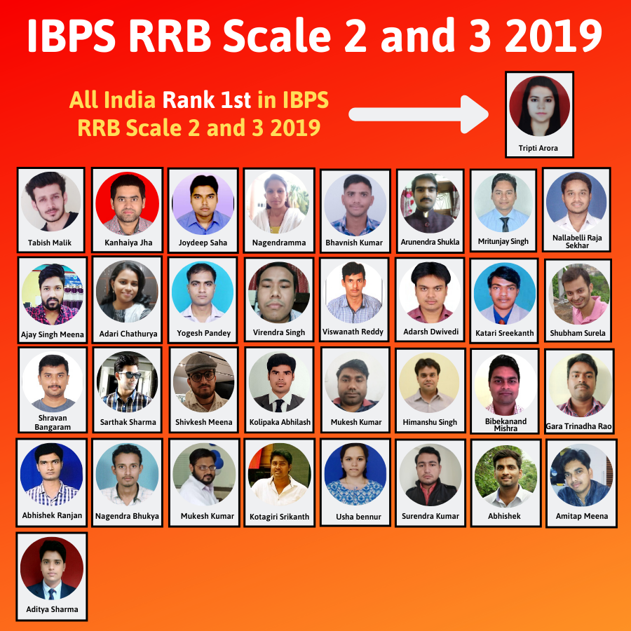 IBPS RRB Scale 2 and 3 2020