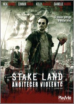 baixar capa Stake Land   Anoitecer Violento   Dual Áudio