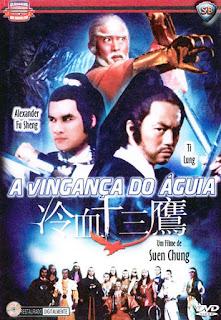 A Vingança do Águia - DVDRip Dublado