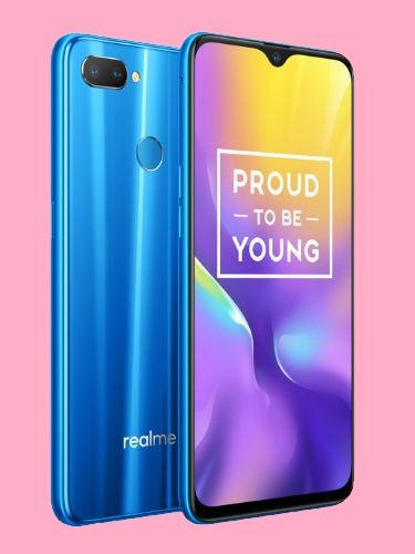 Asus Zenfone Max Pro M2 vs RealMe U1 Display