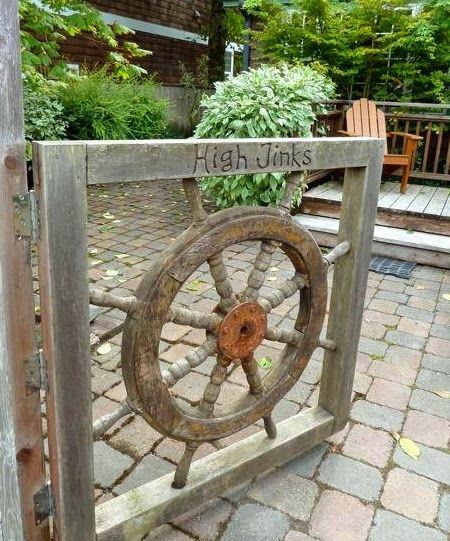 nautical gate