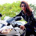 Bollywood Actress Heena Panchal Turns Hot Biker Chick