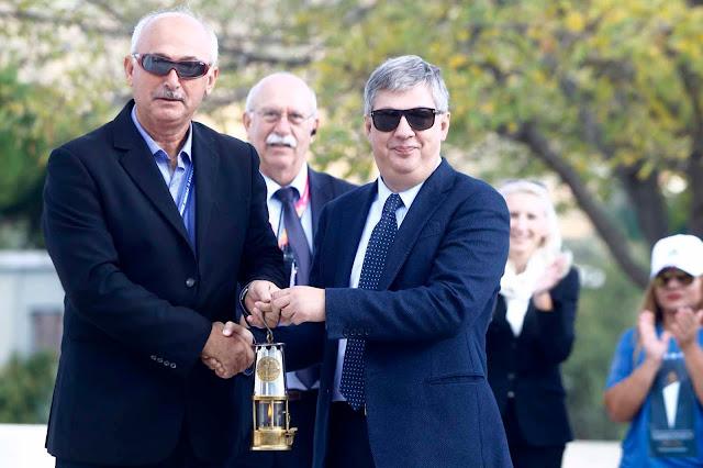 Για πρώτη φορά θα πραγματοποιηθεί Λαμπαδηδρομία του «Παλαμηδείου Άθλου» στο Ναύπλιο