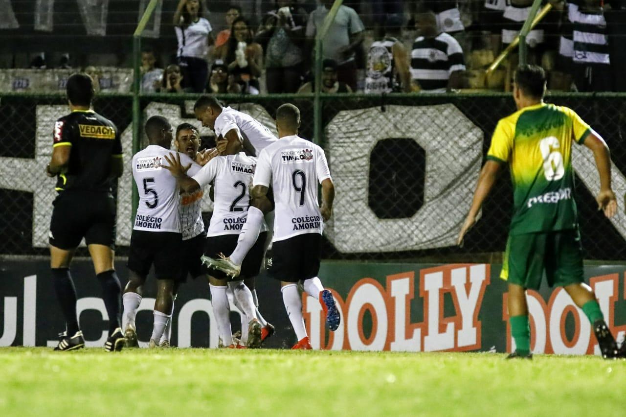 Onde assistir Corinthians e Juventude pela Copinha 2020