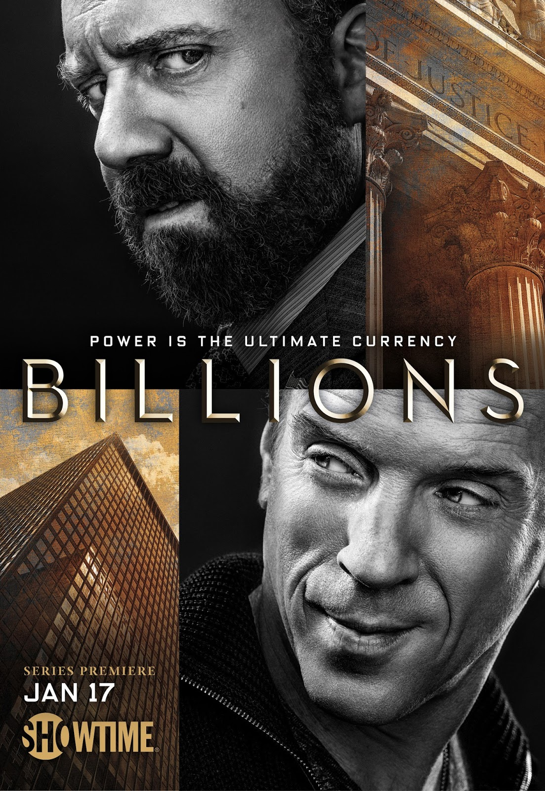 Billions TV Series (2016)