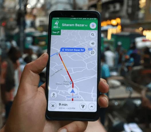 جوجل تطلق ميزة التصفح الخفي في تطبيق الخرائط Google Maps