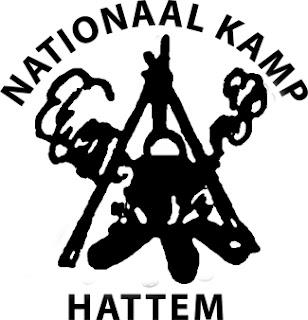 Nationaal Kamp Hattem Logo