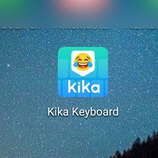 لوحة مفاتيح كيكا