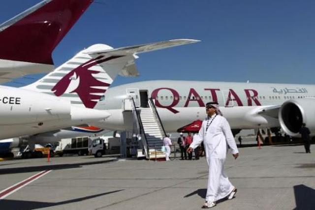 Penerbangan Saudi-Qatar Tutup, Jamaah Umrah Hingga TKI Kena Getahnya