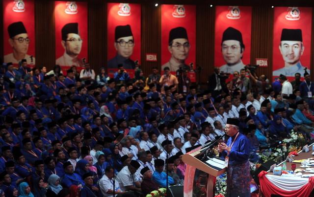 Kenapa Pula Pembangkang Nak Marah Najib Bercakap Soal Madey? #PAU2016