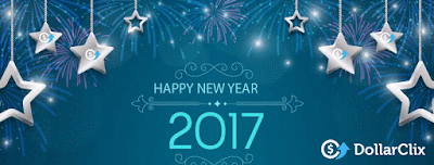 happy new year awesome banner