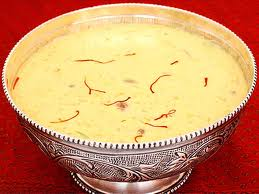 Its an Indian rice pudding. Simple and easy to make and delicious in taste.