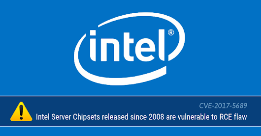 PCs with Intel Server Chipsets, Launched in Past 9-Years, Can be Hacked Remotely