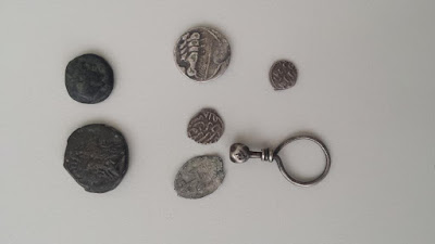 Αρχαιοκάπηλοι με νομίσματα στην Ορεστιάδα