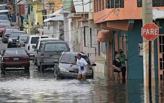 Hurricane Maria: San Juan in chaos after reeling storm devastates island