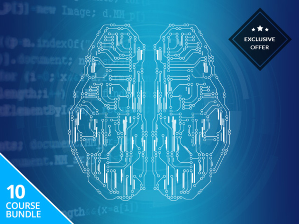 Complete Machine Learning Course Bundle Discount – 10 Courses